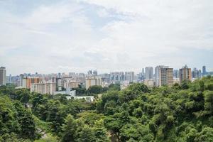 Stadtbild von Singapur