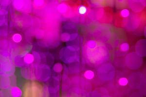 rosa Bokeh Hintergrund foto