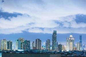 Gebäude in Bangkok, Thailand
