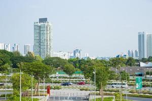 Hochhäuser in Singapur