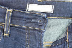 ein Paar Jeans