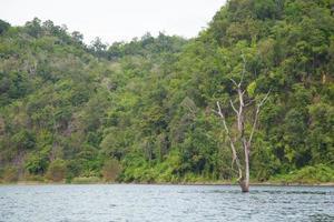 Landschaft in Thailand