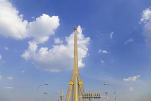 Rama VII Brücke in Bangkok, Thailand