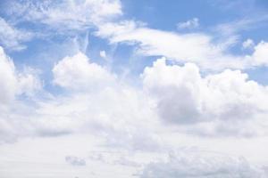 Wolken im Himmel