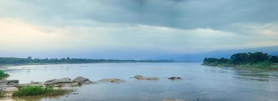 Fluss in Thailand