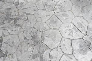 grauer Steinboden foto