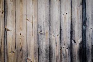 alter Holzzaun