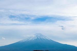 Mount Fuji in Japan bei Tageslicht foto