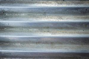 Aluminiumplatte für Textur oder Hintergrund foto