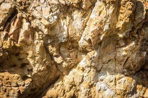 Felsoberfläche für Textur oder Hintergrund foto