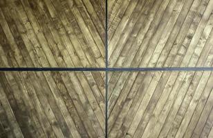 schmuddelige Holzwand foto