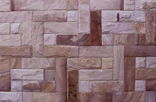 Backsteinmauer Textur foto