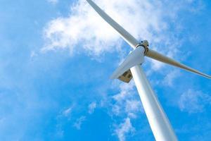Windkraftanlage zur Stromerzeugung