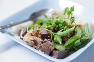 Thai Nudelgericht