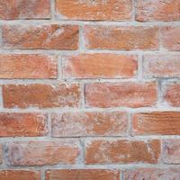 alte Backsteinmauer Nahaufnahme foto