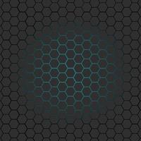 hexagonale Zellstruktur Wabe
