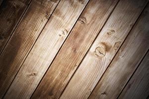 rustikales hellbraunes Holz foto