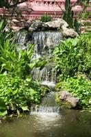 Wasserfall im Park