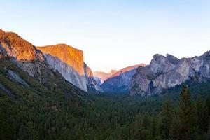 Yosemite Valley Nationalpark