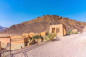 Wadi Rum Besucherzentrum, Jordanien, 2018 foto