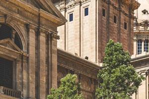 neoklassizistische Gebäude des Mnac