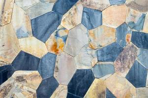 Steinmauer Hintergrund Textur foto