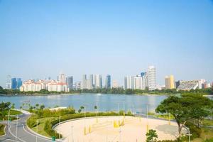 Park in Singapur foto