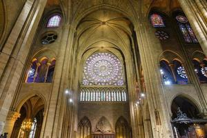 Kathedrale von Notre Dame de Paris, Frankreich