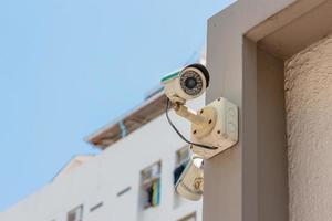 Überwachungs-CCTV-Kamera