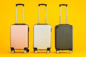 Gepäcktaschen für die Reise