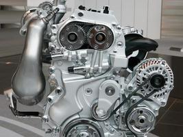 Teil eines Motors