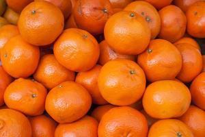 Gruppe von Orangen