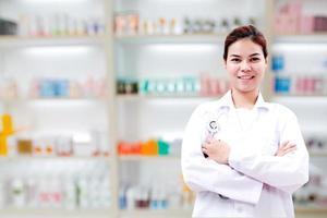 Ärztin mit Stethoskop