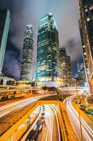 Gebäude von Hongkong, China