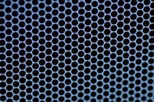Hintergrund des Lautsprechergitters foto
