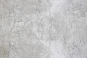 graue Wand des Zementhintergrundes foto