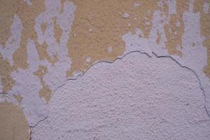 abstrakte farbige Zementwandbeschaffenheit und -hintergrund foto