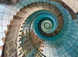 Leuchtturm Innenansicht foto