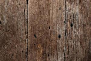 Textur der alten Holzplanke foto