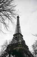 Eiffelturm in Paris, Frankreich