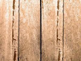 Holztafeln für Hintergrund oder Textur foto