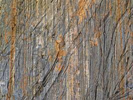 Holztafel für Hintergrund oder Textur foto