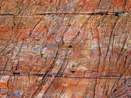 Holzlattenplatte für Hintergrund oder Textur foto