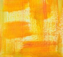 handgefertigte, handgezeichnete goldene, glänzend gelbe Acrylpinselstriche