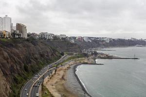 Miraflores Bezirk, Lima foto