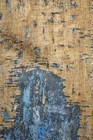 grunge blaue Wand foto
