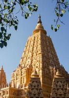 bago, myanmar, 2020 - shwe maw daw pagode foto