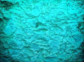 blaugrüner Marmor oder Stein für Hintergrund oder Textur foto