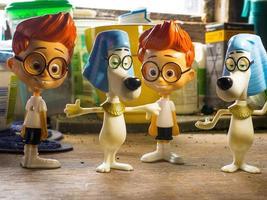 Herr. Peabody- und Sherman-Figuren