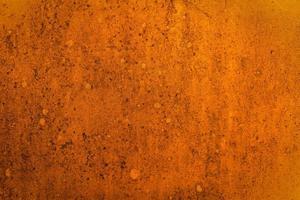 rustikale orange Textur foto